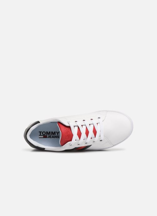 Baskets Tommy Hilfiger TOMMY JEANS ICON SNEAKER Blanc vue gauche