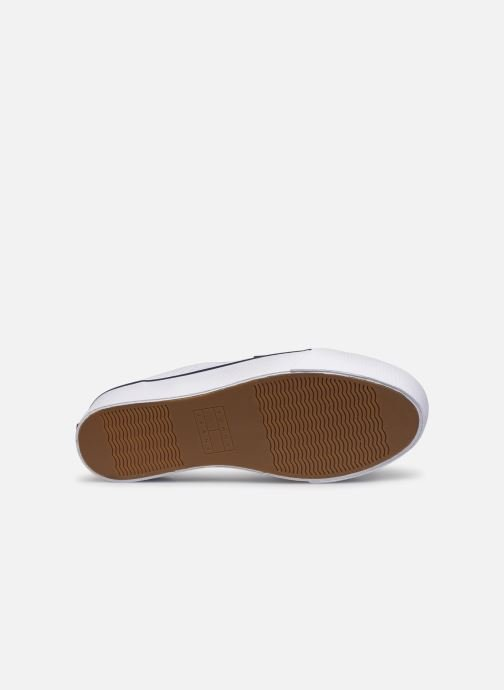 Sneakers Tommy Hilfiger WMN TEXTILE CITY SNEAKER Wit boven