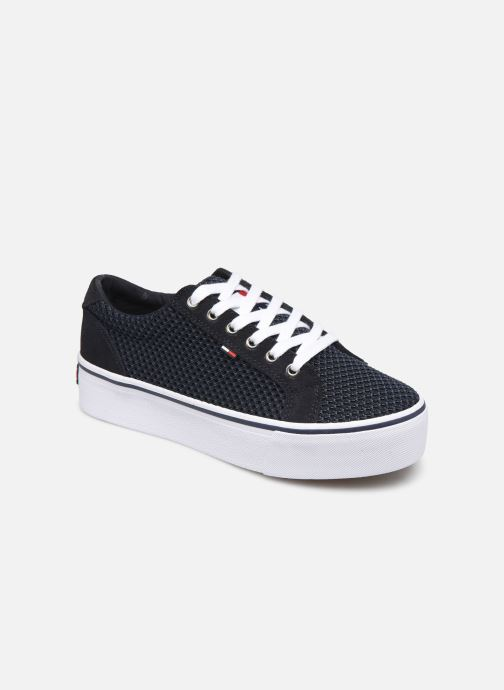 Sneakers Tommy Hilfiger WMN TEXTILE CITY SNEAKER Blauw detail