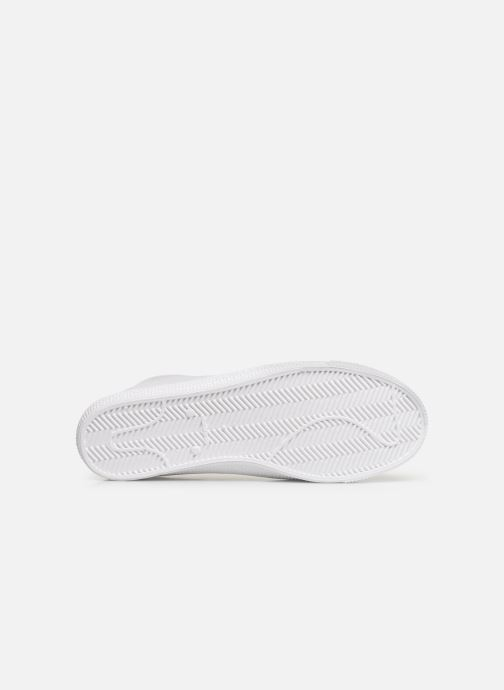 Trainers Levi's Malibu Sportswear White view from above
