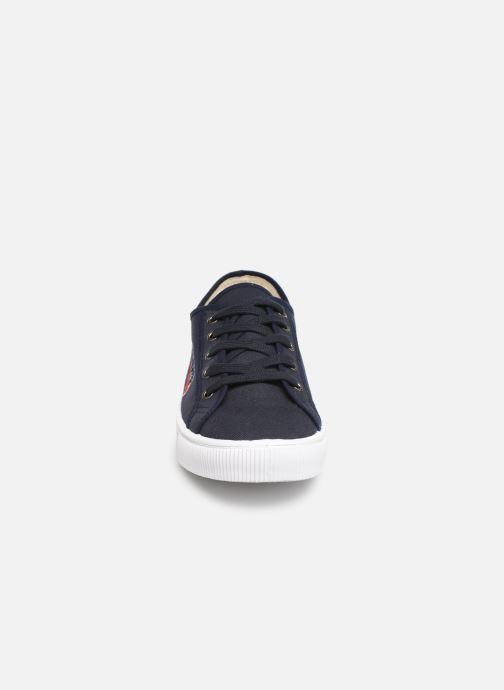Sneaker Levi's Malibu Sportswear blau schuhe getragen