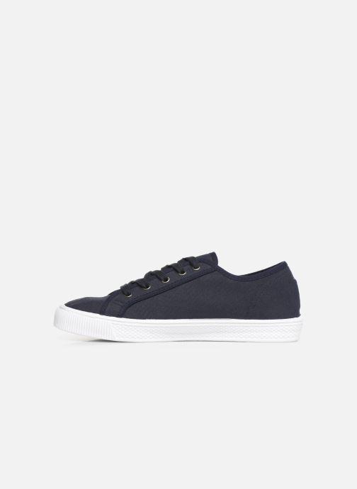 Sneaker Levi's Malibu Sportswear blau ansicht von vorne