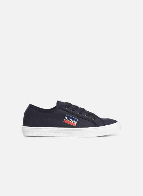 Sneaker Levi's Malibu Sportswear blau ansicht von hinten