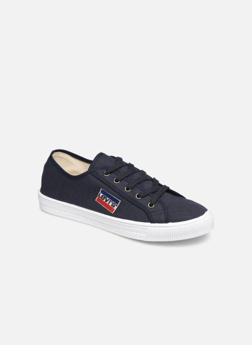 Deportivas Levi's Malibu Sportswear Azul vista de detalle / par
