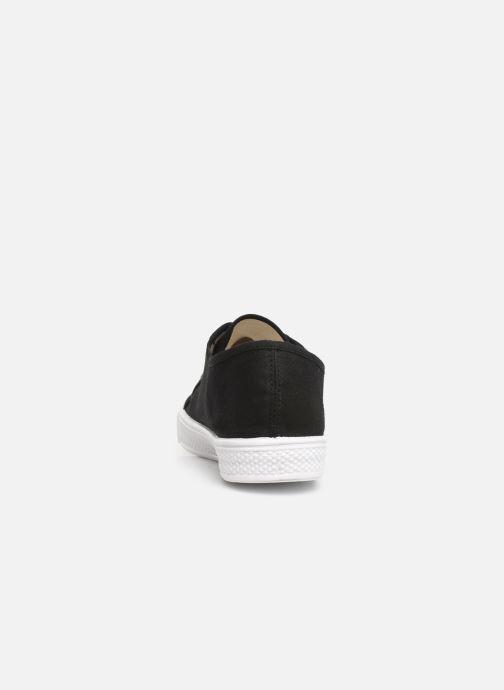 Sneaker Levi's Malibu Sportswear schwarz ansicht von rechts