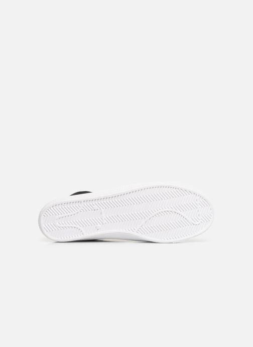 Sneaker Levi's Malibu Sportswear schwarz ansicht von oben