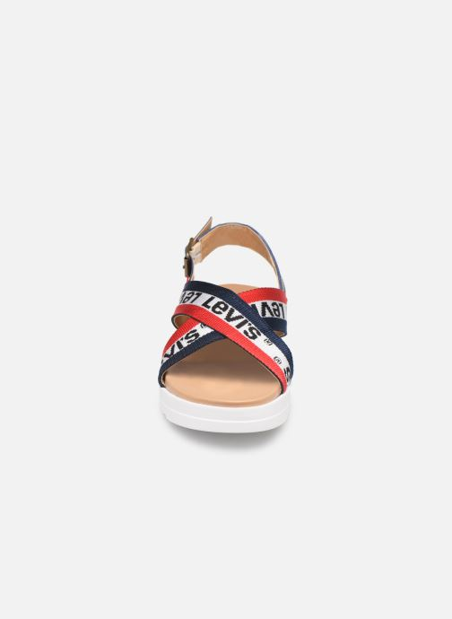 Sandales et nu-pieds Levi's Persia Sportswear Multicolore vue portées chaussures