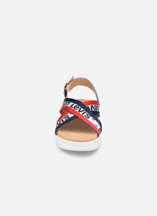 Sandals Levi's Persia Sportswear Multicolor model view