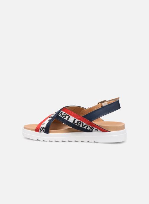 Sandales et nu-pieds Levi's Persia Sportswear Multicolore vue face