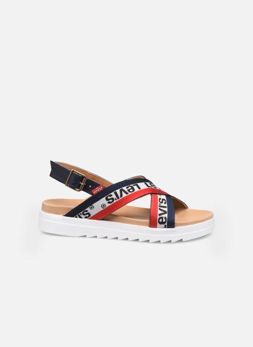 Sandales et nu-pieds Levi's Persia Sportswear Multicolore vue derrière