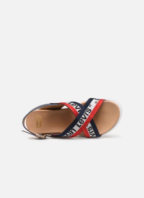 Sandales et nu-pieds Levi's Persia Sportswear Multicolore vue gauche