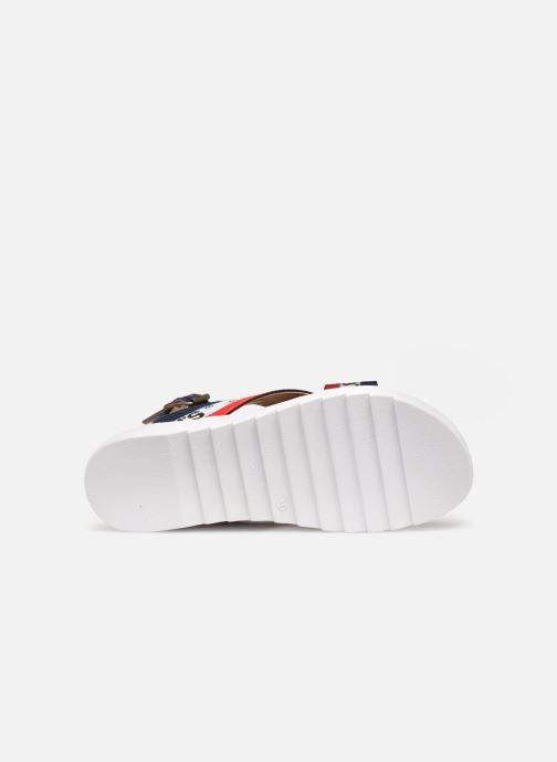 Sandales et nu-pieds Levi's Persia Sportswear Multicolore vue haut