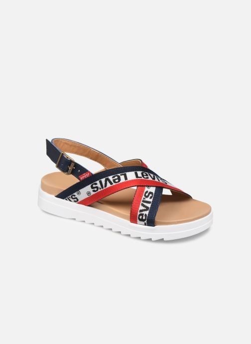 Sandals Levi's Persia Sportswear Multicolor detailed view/ Pair view