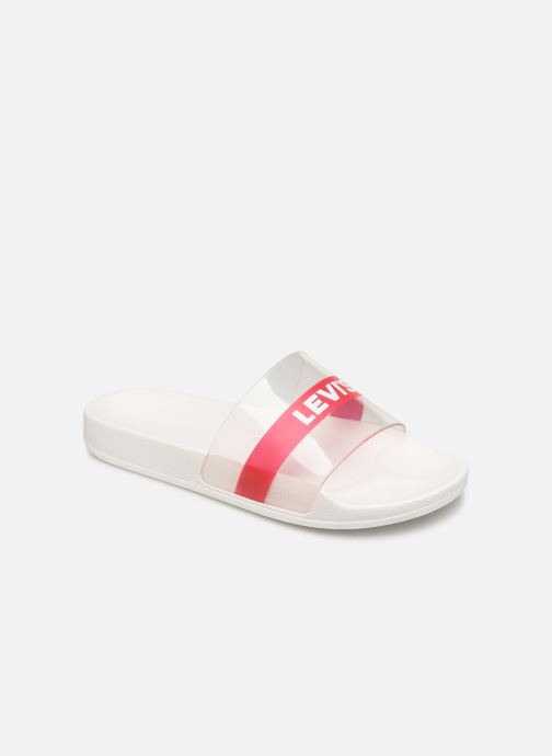 Mules & clogs Levi's June Baby Tab Colorless detailed view/ Pair view