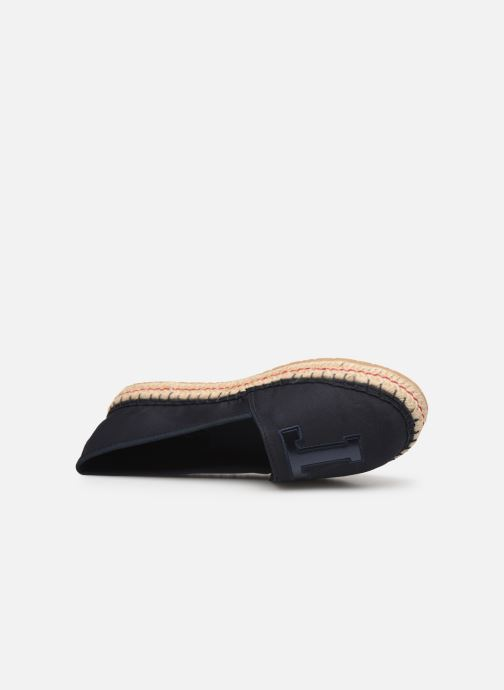Espadrilles Tommy Hilfiger TH PATCH ESPADRILLE Blauw links