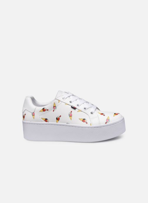 Sneakers Tommy Hilfiger SEASONAL ICON SNEAKER Bianco immagine posteriore