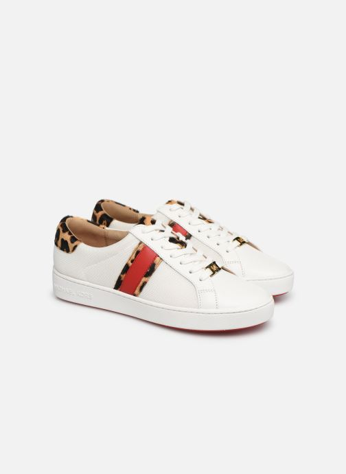 Sneakers Michael Michael Kors Irving Stripe Lace Up Wit 3/4'