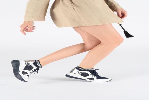 Sneakers Michael Michael Kors Hilda Trainer Blauw onder