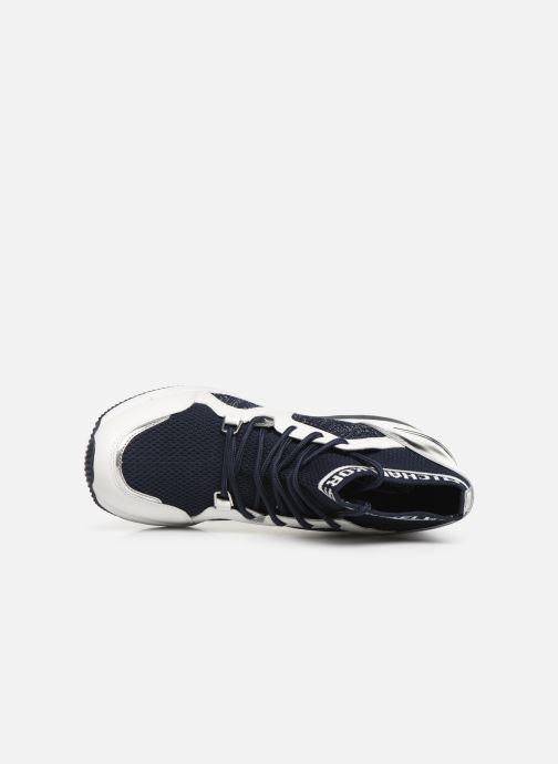 Sneakers Michael Michael Kors Hilda Trainer Blauw links
