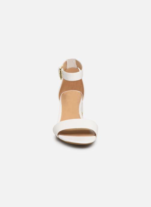 Sandales et nu-pieds Michael Michael Kors Portia Blanc vue portées chaussures