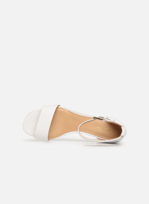 Sandales et nu-pieds Michael Michael Kors Portia Blanc vue gauche