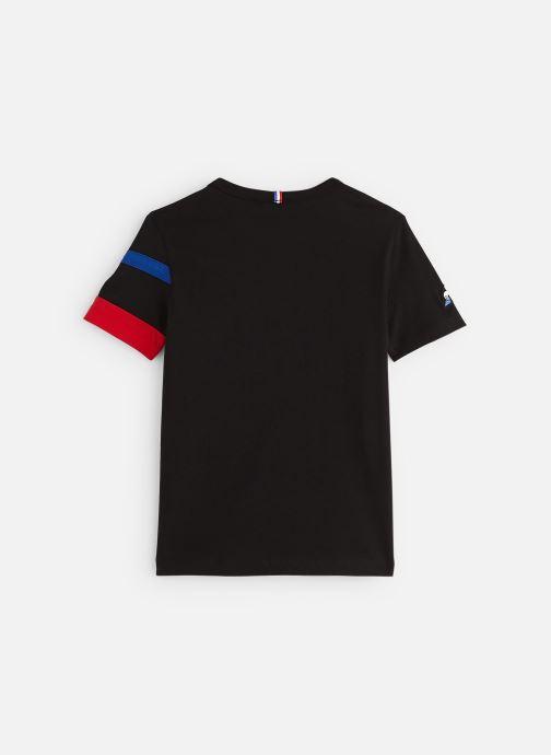 651af6fe7931 Le Coq Sportif TRI Tee SS N°2 (Noir) - Vêtements chez Sarenza (362898)