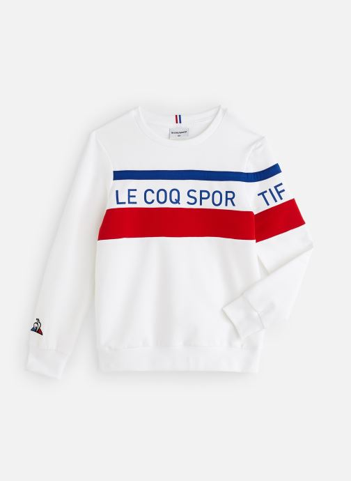 851096ca50 Le Coq Sportif TRI Crew Sweat N°2 (Blanc) - Vêtements chez Sarenza ...