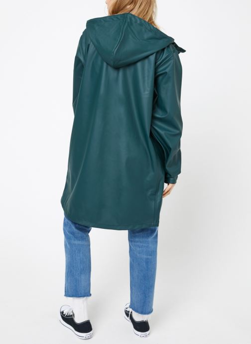 Kleding Tretorn WINGS PLUS RAIN JACKET W Groen model