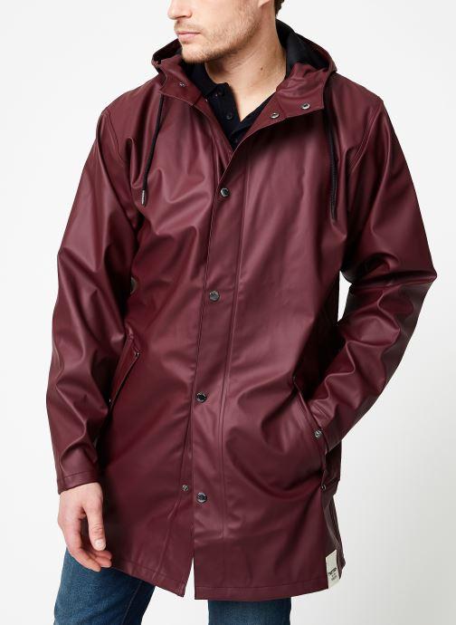 Vêtements Tretorn WINGS PLUS RAIN JACKET Bordeaux vue droite