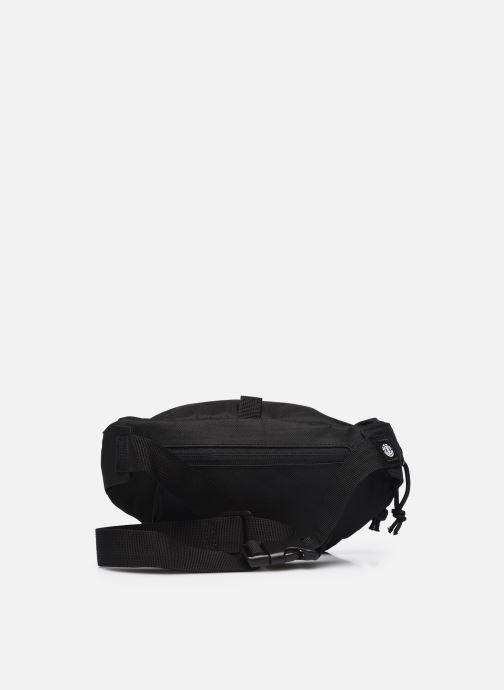 Herrentaschen Element Posse Hip Sack schwarz ansicht von vorne