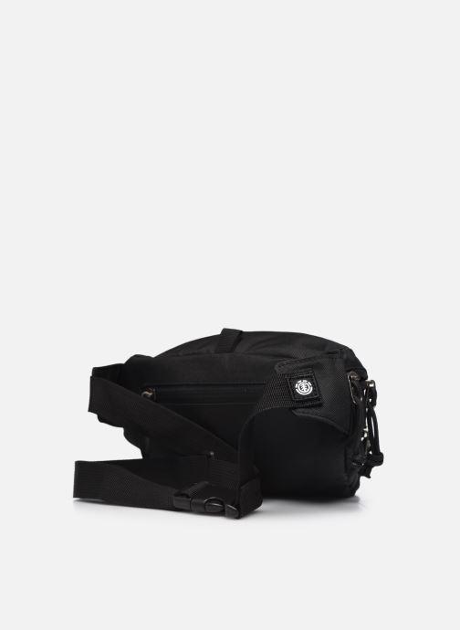Herrentaschen Element Posse Hip Sack schwarz ansicht von rechts