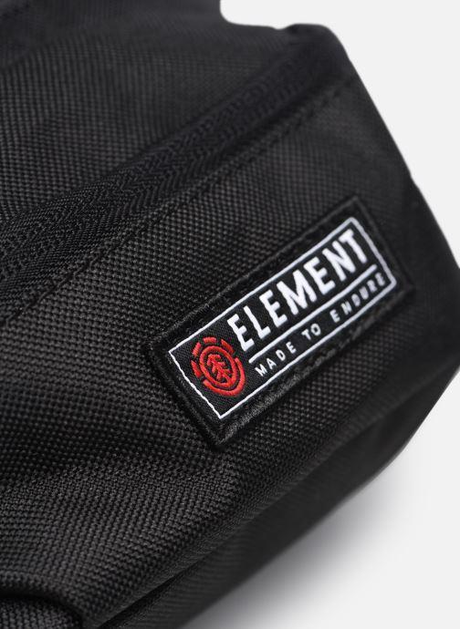 Herrentaschen Element Posse Hip Sack schwarz ansicht von links