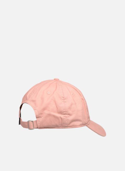 Kappe Element Fluky Dad rosa schuhe getragen