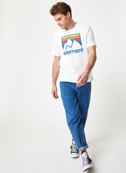 Link Polos Et VêtementsT shirts White Optic Element thrdQoBsCx