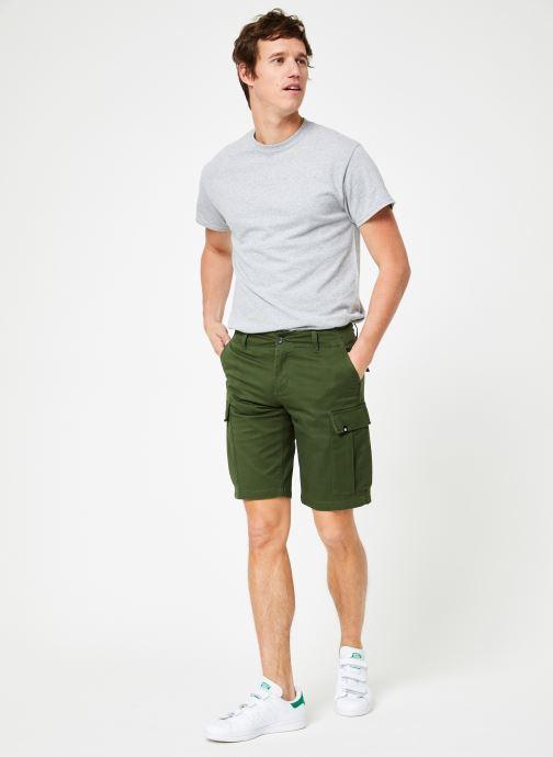 Vêtements Element Legion Cargo Vert vue bas / vue portée sac