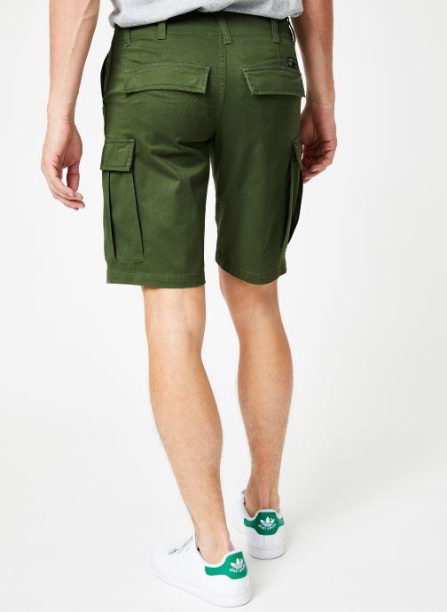 Vêtements Element Legion Cargo Vert vue portées chaussures