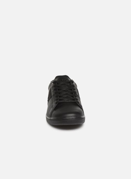 Sneaker Lacoste Carnaby Evo 119 5 Sma schwarz schuhe getragen