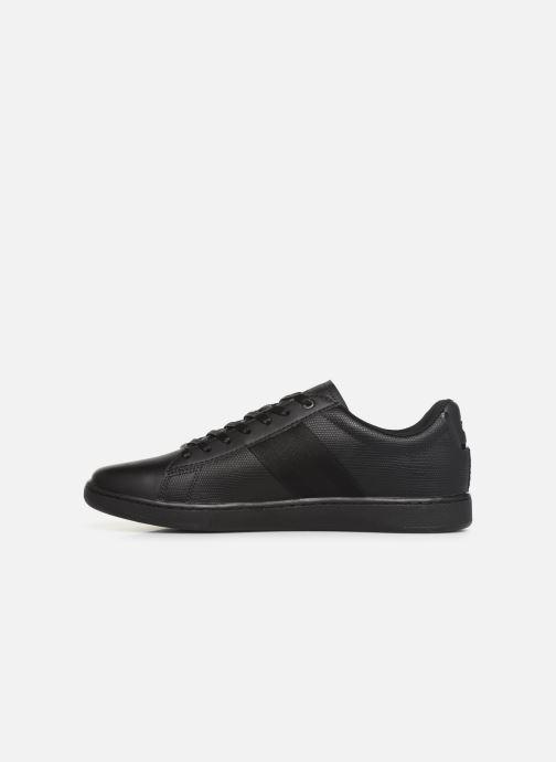 Sneaker Lacoste Carnaby Evo 119 5 Sma schwarz ansicht von vorne