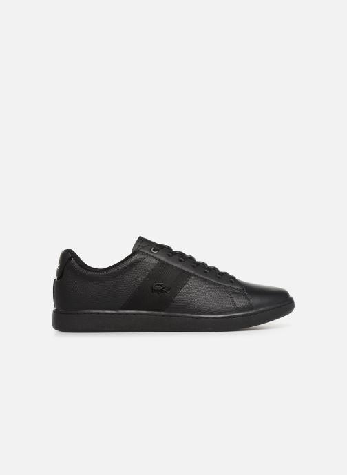 Sneaker Lacoste Carnaby Evo 119 5 Sma schwarz ansicht von hinten