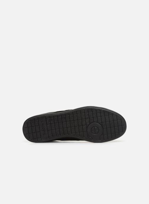 Sneaker Lacoste Carnaby Evo 119 5 Sma schwarz ansicht von oben