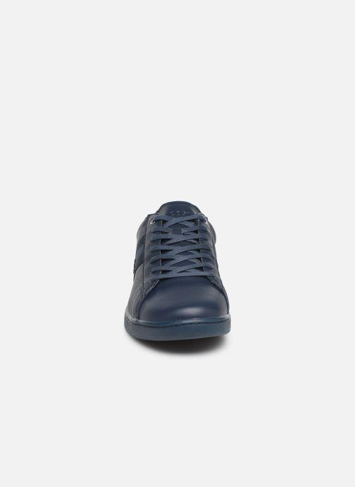 Sneakers Lacoste Carnaby Evo 119 5 Sma Blå bild av skorna på