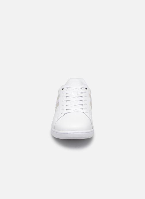Sneaker Lacoste Carnaby Evo 119 5 Sma weiß schuhe getragen