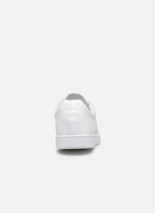 Sneaker Lacoste Carnaby Evo 119 5 Sma weiß ansicht von rechts