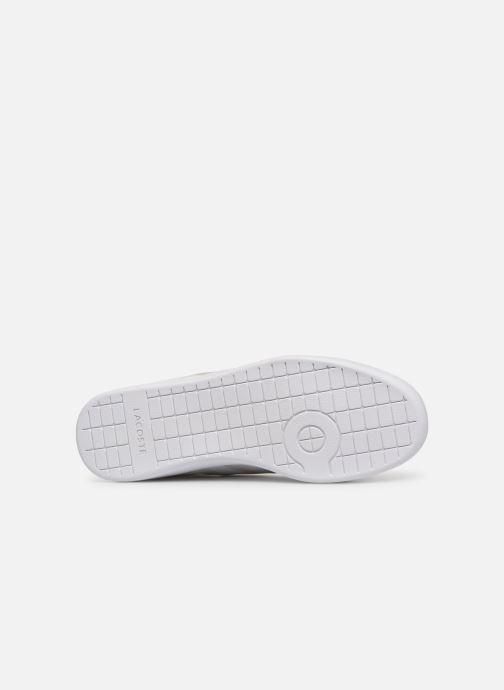 Sneaker Lacoste Carnaby Evo 119 5 Sma weiß ansicht von oben