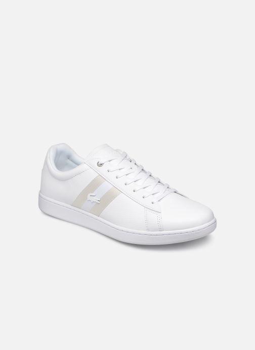 Sneaker Lacoste Carnaby Evo 119 5 Sma weiß detaillierte ansicht/modell