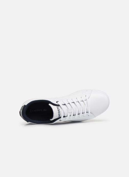 Sneaker Lacoste Carnaby Evo 119 7 Sma weiß ansicht von links