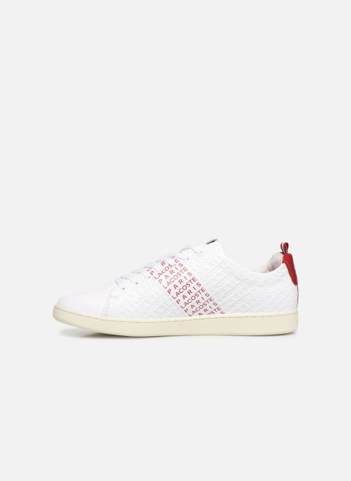 Sneakers Lacoste Carnaby Evo 119 9 Us Sma Wit voorkant