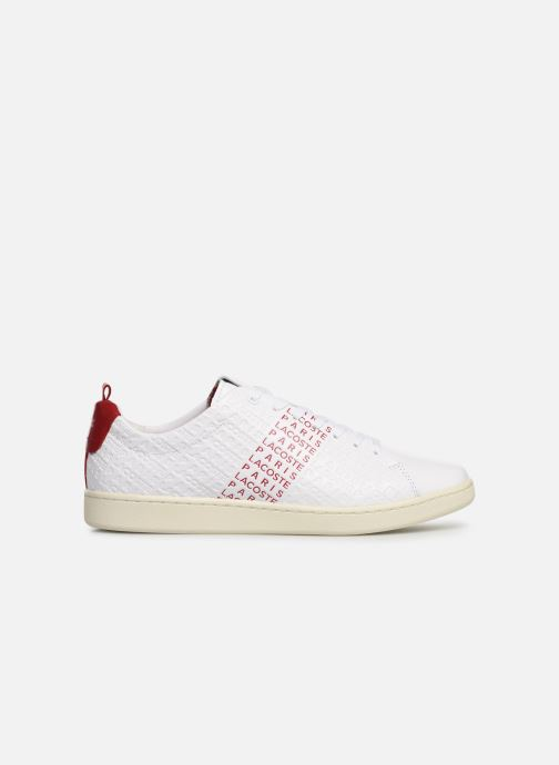 Sneakers Lacoste Carnaby Evo 119 9 Us Sma Wit achterkant