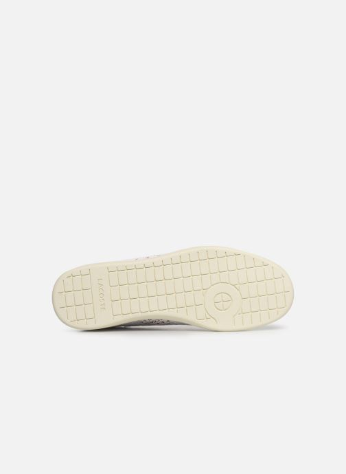 Sneakers Lacoste Carnaby Evo 119 9 Us Sma Wit boven