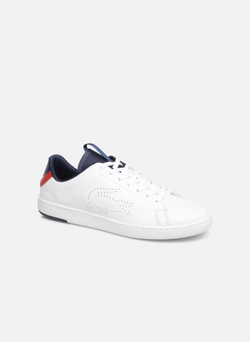 fe10a891674e Trainers Lacoste Carnaby Evo Light-Wt 1191Sma White detailed view  Pair view